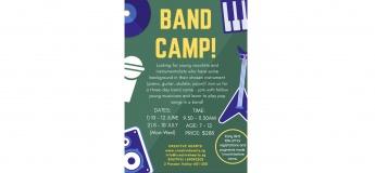 Band Camp!
