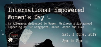 Int'l Empowered Women's Day - Open to All Ladies!