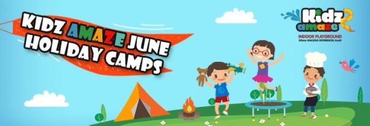 Just Dough It Camp!