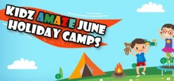 Jump, Run, Play Summer Camp!