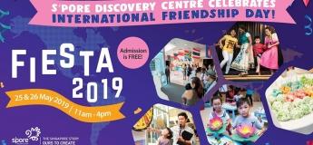 International Friendship Day Fiesta 2019