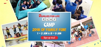 Families for Life 2D1N Family Camp