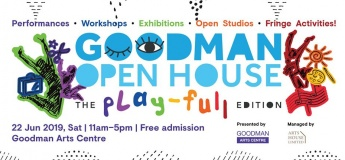 Goodman Open House – The Play-full Edition