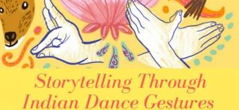 Storytelling through Indian dance gestures