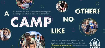 Summer Holiday Camps 2019@The Open Centre