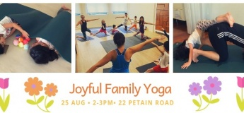 Joyful Family Yoga with June Nyu