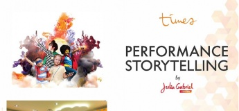 Performance Storytelling by Julia Gabriel Centre