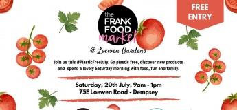 Frank Food July Market
