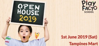 Open House at Tampines