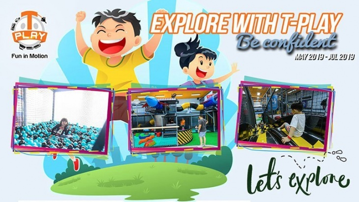 Explore with T-Play: Be Confident