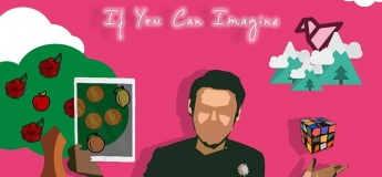If You Can Imagine: A Theatrical iPad Magic Show, by Alexander Y