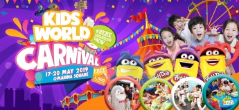 Kids World Carnival 17 - 20 May 2019