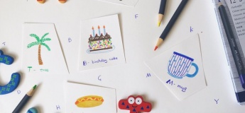 A-Z Every little thing with Tiffany Yao (for kids ages 5 - 12)