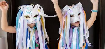 Costume-making Workshop: Meh-Lion - Fish or Lion?