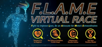 Flame Virtual Race