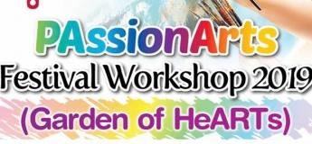 PAssionArts Festival Workshops