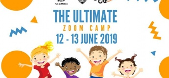 The Ultimate Zoom Camp - June Holiday Edition