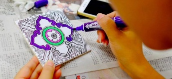 Colourfully Peranakan – Tile Colouring and Appreciation Workshop