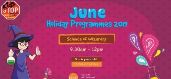 Science of Wizardry (5 - 6 years old)