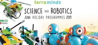Holiday Programmes (3-12 yo) @ Terra Minds