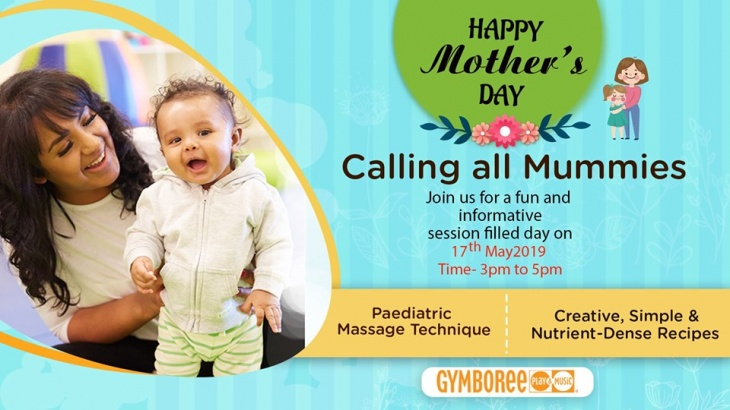 Mother's Day Fun & Informative Session