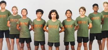 Havoc Kids Race