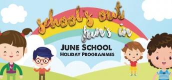 SAFRA Tampines June School Holiday Programmes