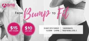 From Bump to Fit Seminar