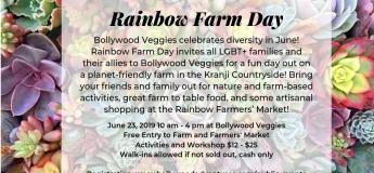 Rainbow Farm Day