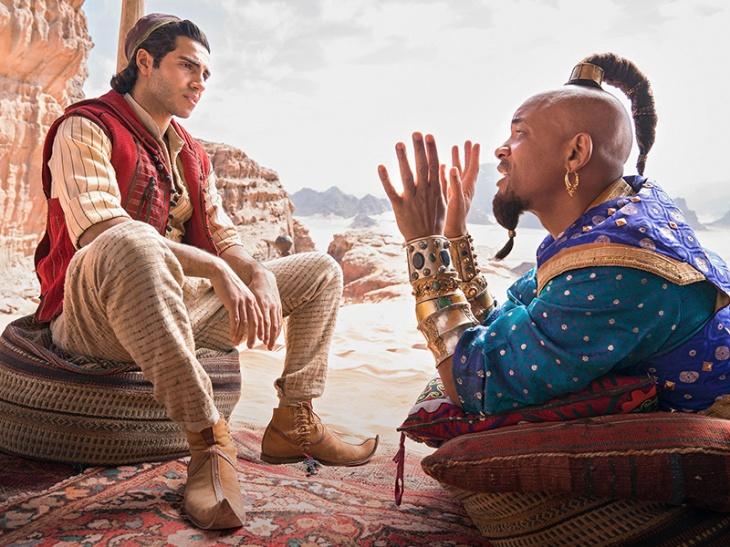 Disney`s Aladdin@Shaw Theatres Lido