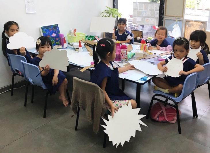 June Holiday Workshops@Chalk n Pencils