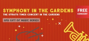 SSO In Your Community: The Straits Times Concert In The Gardens