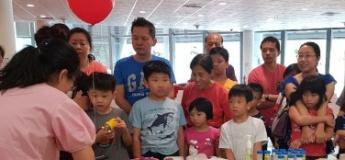 June Holidays Special: Nutri-Food Special Parent Child Workshop