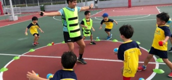 June Holidays Special: Multi-Sports Class (4-6 years old)