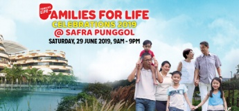 Families for Life Celebrations 2019@SAFRA Punggol