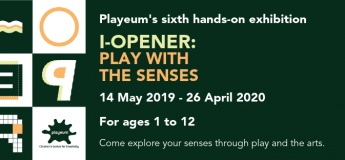 I-OPENER: Play with the Senses
