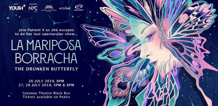 La Mariposa Borracha (The Drunken Butterfly)
