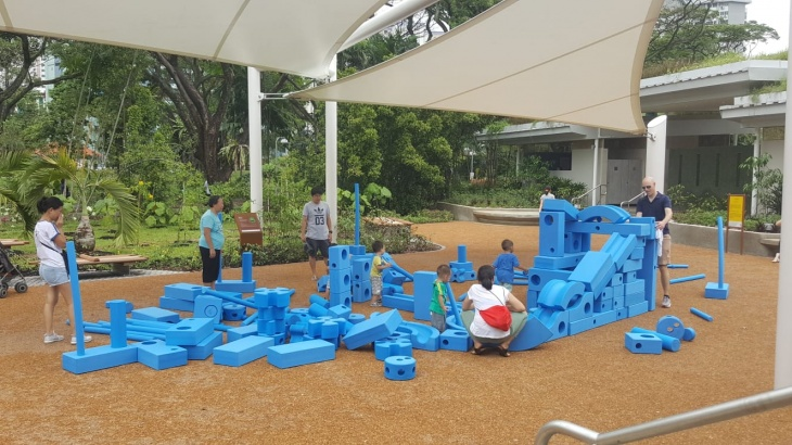 Jurong Lake Gardens - Ant Play