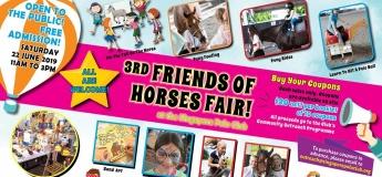Friends of Horses Fair 2019