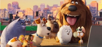 The Secret Life Of Pets 2@Shaw Theatres Waterway Point