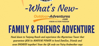 Family and Friends Adventures @ Outdoor Adventures