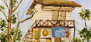 Kampung Sketching
