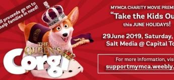 Charity Movie Premiere: The Queen's Corgi