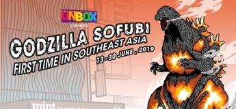 UNBOX - Godzilla Sofubi Exhibition