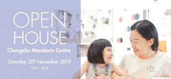 Open House @ Chengzhu Mandarin Centre