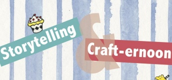 Storytelling and Craft-ernoon: The Yummiest Cupcake & Counting Sheep