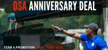 DSA Anniversary Deal