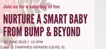 Nurture A Smart Baby From Bump & Beyond