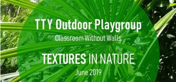 TTY Outdoor Playgroup at Fort Canning Park