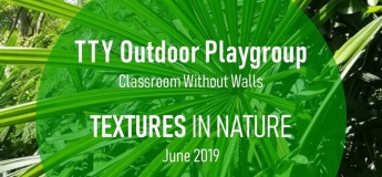 TTY Outdoor Playgroup at Botanic Gardens